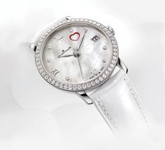 Valentine's Day watches - Red Velvet | Trends | WorldTempus
