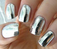Mirror transfer foil /nails /nailart