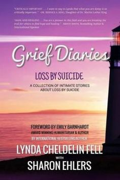 Grief Diaries; Loss by Suicide   The Grief Toolbox    Click here to purchase.  Follow The Widow or Widower Next Door's blog on widsnextdoor.com and Pins at www.pinterest.com...