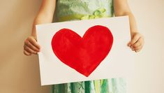 """""""I love you because…"""" (A Simple Valentine's Day Craft) 