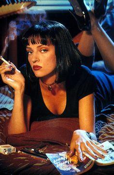40 films culte des années 90 à voir absolument Uma Thurman Pulp Fiction, Arte Pulp Fiction, Fiction Film, 90s Movies, Cult Movies, Movie Tv, Indie Movies, Action Movies, Movie Scene