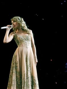 I want to see this Taylor in concert