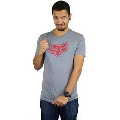 Fox T-Shirt Stalemate grau ★★★★★
