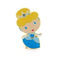 Disney Princess Jewels Collection, Cinderella Pin