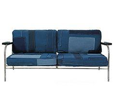 journal standard Furniture  (ジャーナルスタンダードファニチャー ラバルソファ デニムパッチ) LAVAL Sofa DENIM PATCH