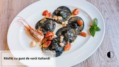 Seafood speciality for the summer. Menu Restaurant, Seafood, Tasty, Chicken, Meat, Summer, Sea Food, Summer Recipes, Summer Time