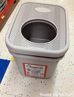 Clevercat Litter Box Knock-Off
