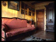Muzeum Żywej Kultury Staropolskiej - wnętrza staropolskie, staropolskich, polskich dworów