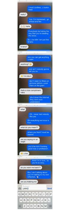 A girl texted the lyrics of Reflection (by Fifth Harmony) to her exbf