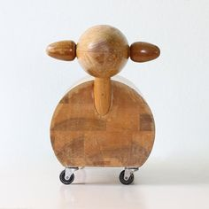 Creative Playthings Ride On Sheep via Bellalulu/kickcan & conkers