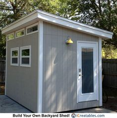 Sheds Unlimited LLC Modern Sheds and Studios from the Amish in PA