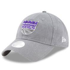 reputable site 53968 f9f48 Sacramento Kings New Era Women s Preferred Pick 9TWENTY Adjustable Hat -  Black