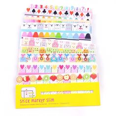Page Flag Sticky Notes