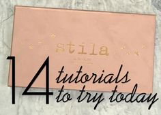 14 Stila In the Light Eyeshadow Palette Tutorials to Try Now!
