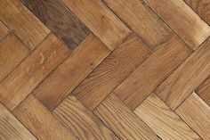 Reclaimed English Oak Herringbone: Timeless, prime grade, cost-effective and elegant. We only purchase reclaimed blocks flooring of the highest quality in big quantities, this is important because there is an abundance of reclaimed parquet blocks on the market that are just impossible to fit! We advise our clients to speak with their fitter before purchase...