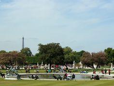 Jardin des Tuileries | Love & Adventure Palais Des Tuileries, Louvre Paris, Dolores Park, France, London, Adventure, Love, City, Places