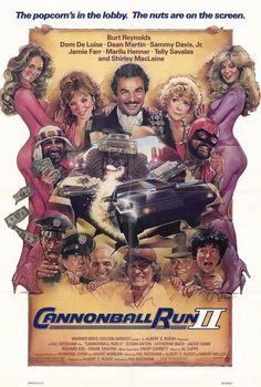 The Cannonball Run 2(1983)邦題・・キャノンボール2