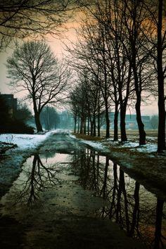 'mirror' by jakubferenk My Photos, Waterfall, River, Mirror, Outdoor, Outdoors, Mirrors, Waterfalls, Outdoor Games