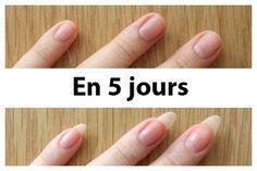 Comment faire pousser ses ongles plus vite en 5 jours.pdf Telecharger
