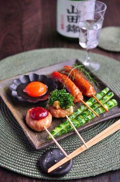 Japanese food, Kushi-yaki