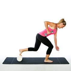 Use it as a Yoga Prop - 10 Ways to Use a Foam Roller - Shape Magazine - Page 5