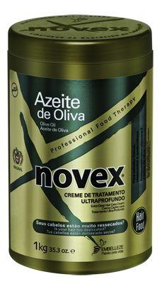 Novex Azeite de Oliva, também já faz parte da minha coleção para hidratação. #embelleze #novex