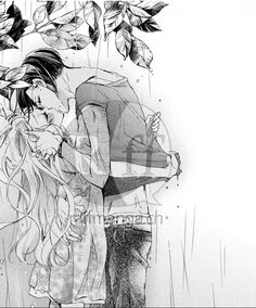 hot manga kiss