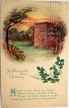 Vintage st patricks day Postcards | Vintage St. Patrick's Day Postcard | Flickr - Photo Sharing!