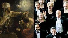 """English Grandeur: A Tribute to the English Romantic Tradition"" @ Sacramento Community Center Theater (Sacramento, CA)"