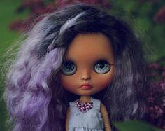 Joy ooak personalizzato falso Blythe doll