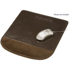 Leather Mousepads starting at $14.70
