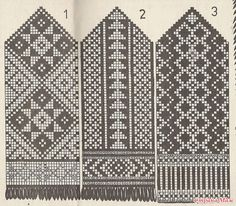 049 (kerli in etsy) Tags: mittens estonian Knitted Mittens Pattern, Knit Mittens, Mitten Gloves, Seed Bead Patterns, Craft Patterns, Stitch Patterns, Crochet Chart, Filet Crochet, Knitting Charts