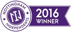 Voted Nottingham's Best Independent !
