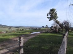 Day 199 ... Overlooking Melbourne from Upwey.