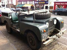 Land Rover Defender 2012 - Midhurst, England