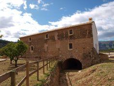 Moli de Pla entre Tavernes i Simat de la Valldigna (JOSE A GONZALEZ) @a64_jose