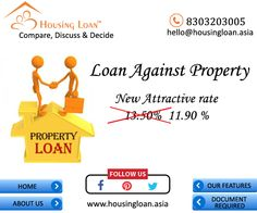 Get the expert opinion and advice for comprehensive loan services at housingloan.asia Call us now :8303203005 Reach us at: Website : http://www.housingloan.asia/ Twitter :https://twitter.com/HousingloanAsia