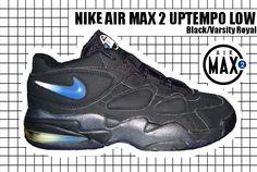 Nike Air Max 2 Uptempo Low Nike Air Max 2 f372f81c5