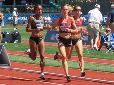 RunnersWeb : (RRW) Athletics: Molly Huddle Books Ticket To Rio With 10,000m Trials Win