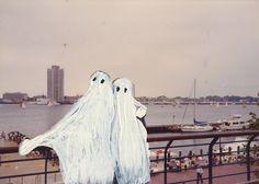 Angela Deane Ghost Photographs