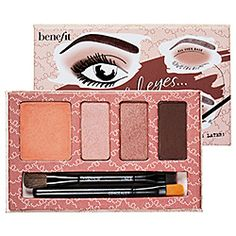 Benefit Cosmetics - Big Beautiful Eyes    Perfect to enhance her hazel eyes and make them larger.