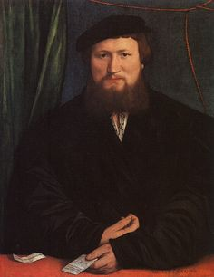 Derek Berck Hans Holbein the Younger (German, Augsburg London) Date: 1536 Medium: Oil on canvas, transferred from wood Dimensions: 21 x 16 in. x cm) Classification: Paintings Credit Line: The Jules Bache Collection, 1949 Accession Number: Hans Thoma, Hans Memling, Caspar David Friedrich, Tudor History, Art History, Anton, List Of Paintings, Carl Spitzweg, Hans Holbein The Younger