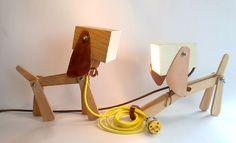 dog lamp , beagle lamp ,light beagle dog,Table lamps, lamps, lighting, desk…