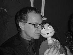 Danny Elfman & Sally the Rag Doll Elf Man, Oingo Boingo, Re Animator, Danny Elfman, Cheer Me Up, Music Memes, Tim Burton, Sally, Musicals