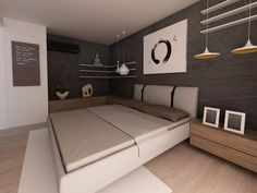 Home And Living, Bed, Furniture, Home Decor, Decoration Home, Stream Bed, Room Decor, Home Furnishings, Beds