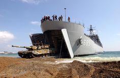 전차상륙함 - 유용원군사세계 - 전문가광장 > 무기의세계