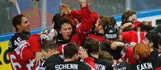 Eishockey-WM in Tschechien: Kanada kürt sich mit Kantersieg zum Eishockey-Weltmeister | Sport- Berliner Zeitung