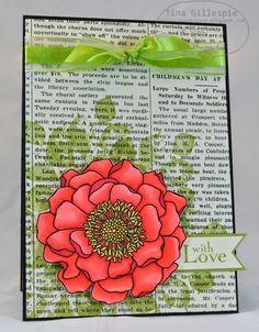 Scissors Paper Card: Hello New Annual Catalogue!