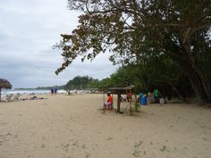 Canarero beach
