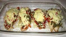 Sebzeli Tavuk Göğsü Tarifi | Yemek Tarifleri Sitesi - Oktay Usta - Harika ve Nefis Yemek Tarifleri